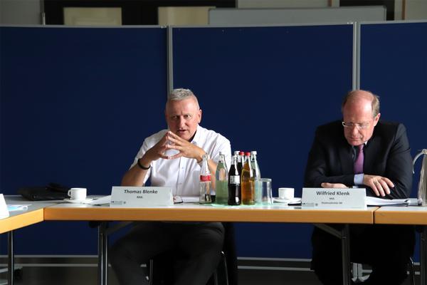 Es ist eine gute Entscheidung gewesen, den Nordschwarzwald im neuen Polizeipräsidium Pforzheim zusammenzufassen