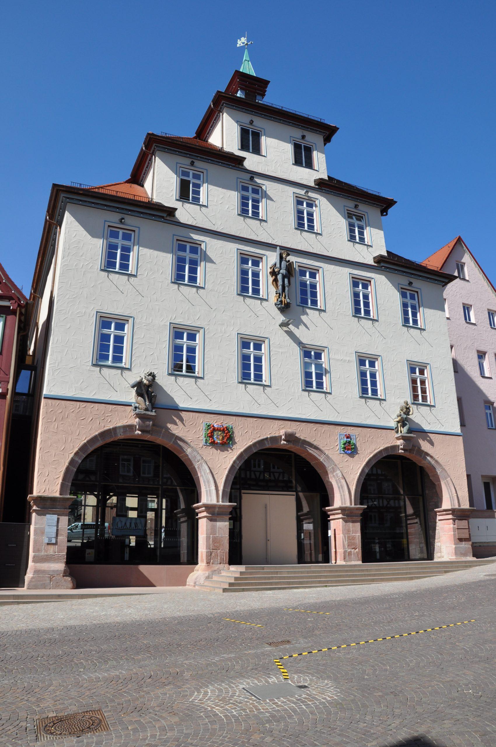 Blenke gratuliert der Stadt Calw zur Erneuerung der Kernstadt